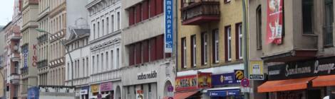 Rund um die Karl-Marx-Straße in Neukölln