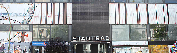 Stadtbad Wedding in Berlin