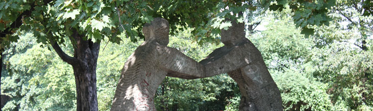 Mauerdenkmal Süd-Panke-Park