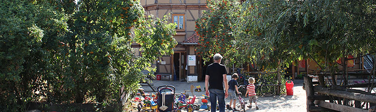 Pinke Panke Kinderbauernhof am Bürgerpark