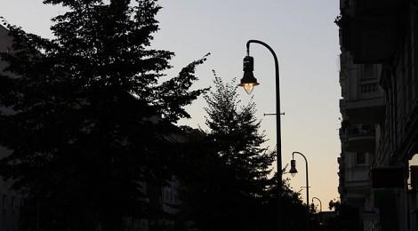 Berliner Gaslaterne