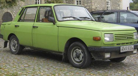 Wartburg 353 W - caprigrün